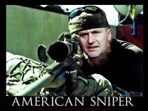 Amrecan sniper