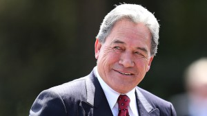 winston-peters-at-sir-wilson-whineray-s-funeral-getty-images
